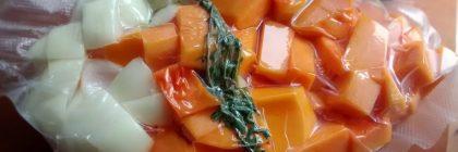 Opakowania do warzyw